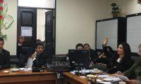Comisión de Hacendarios dictamina II Presupuesto Extraordinario