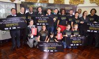 Reinicia campaña para luchar contra el racismo y la discriminación en el fútbol costarricense