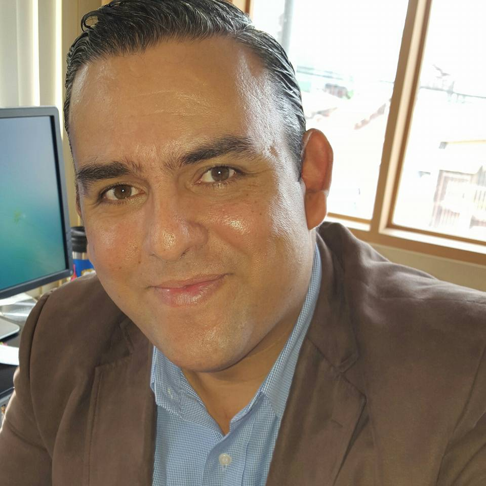 En la foto: Vinicio Barboza Ortíz, candidato a la alacaldía de Esparza, Puntarenas por el PAC. LUIS DIEGO CORONADO/PAC.
