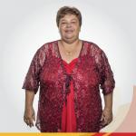 Xinia Hernández, candidata PAC por la alcaldía de Matina, Limón. Fotógrafo Fabricio Azurdia.