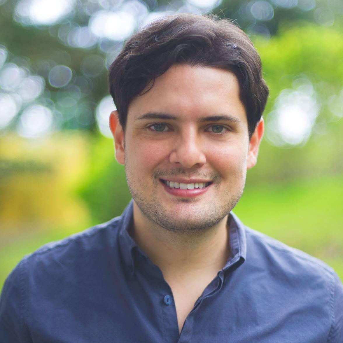 Roberto Zoch Gutierrez, nuevo alcalde electo para la Municipalidad de Moravia por el Partido Acción Ciudadana.