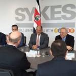 SYKES en Costa Rica cuenta con más de 16 años de presencia, ofreciendo a sus colaboradores un ambiente ideal de trabajo, aprendizaje y desarrollo profesional.