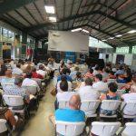 El COREDES de la Región Chorotega trabajará en el seguimiento y dirección de los proyectos de inversión pública identificados en las Mesas de Trabajo de Guanacaste. Juntos, COREDES y entidades de gobierno que conforman la Mesa gestionarán las acciones necesarias para cumplir con las metas pendientes del plan de acción de la Mesa por Guanacaste. Foto cortesía/PAC.