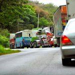 Cambronero,carretera a el Puerto,presas por instalacion de Beiley en San ramon foto Manuel Vga 01-03-2011