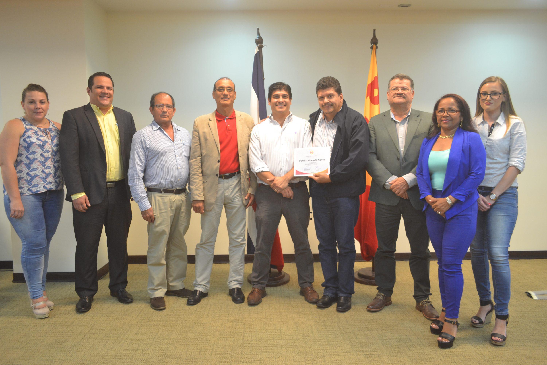 Precandidatos y precandidatas por la provincia de Guanacaste.