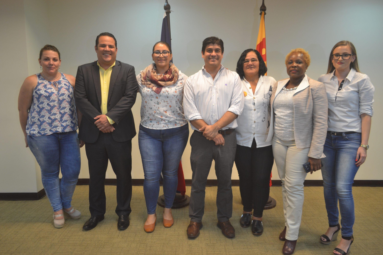 Precandidatas por la provincia de Limón.