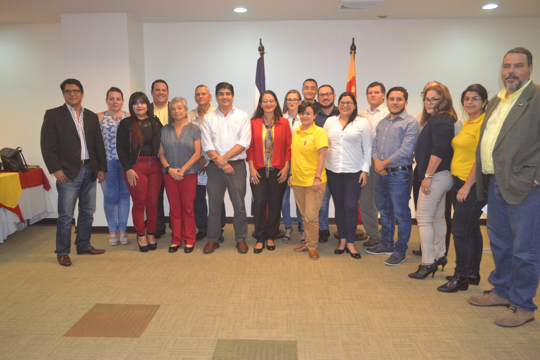 Precandidatos y precandidatas por la provincia de San José.