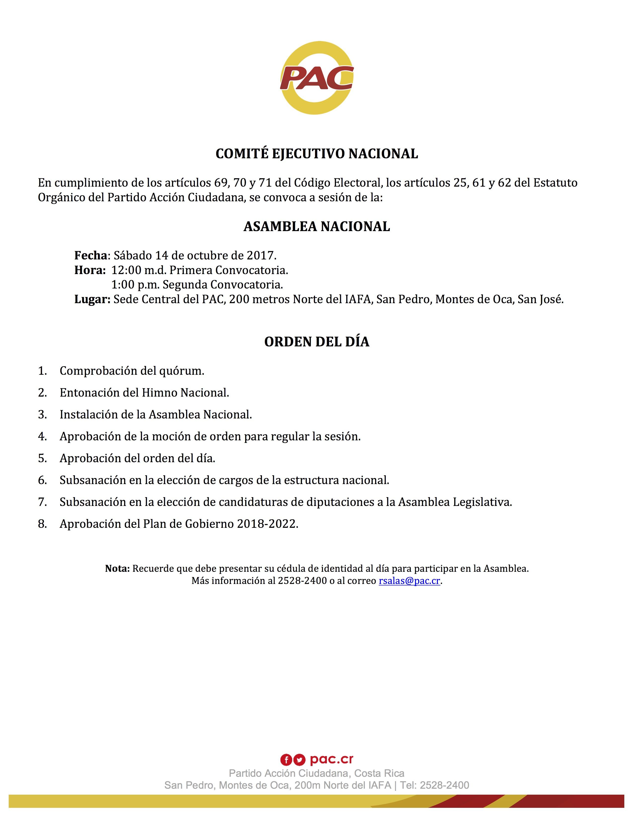 20171006 Agenda AN 14 Oct