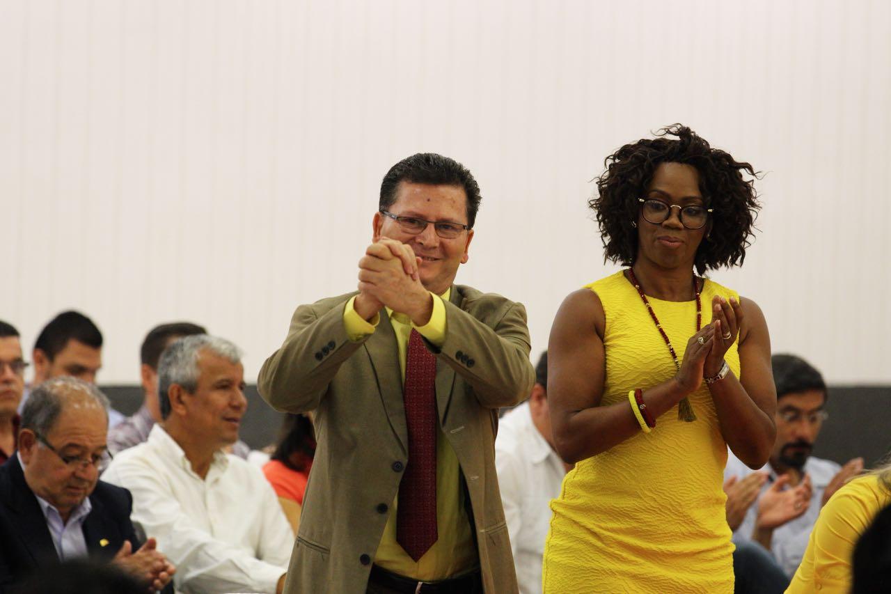 Marvín Rodríguez y Epsy Campbell serán la fórmula presidencial de Carlos Alvarado en su Administración 2018 - 2022