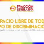 fraccion libre de discriminacion